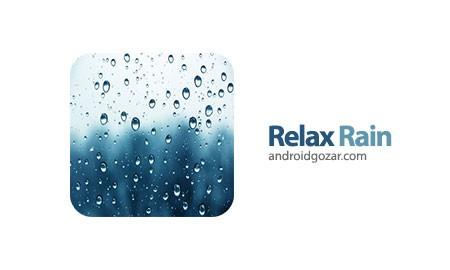 Relax Rain Premium 4.9.7 دانلود نرم افزار صداهای طبیعت اندروید