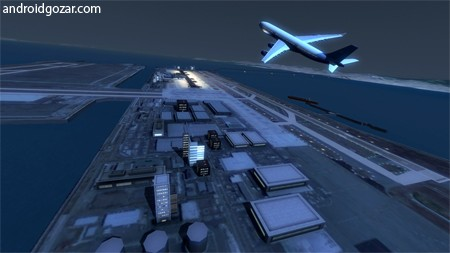 Extreme Landings Pro 3.6.3 دانلود بازی کنترل پروازهای بحرانی اندروید + مود