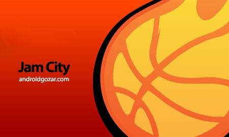 Jam City Basketball 1.2.8 دانلود بازی بسکتبال + مود