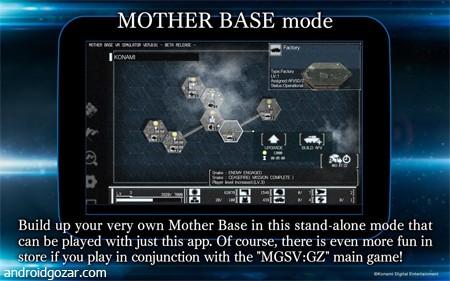 METAL GEAR SOLID V: GZ 1.0.3 دانلود بازی متال گیر سالید: گراند زیروز