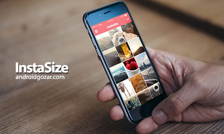 InstaSize Premium 3.9.9 دانلود نرم افزار ویرایش عکس اینستا سایز اندروید