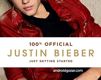 Justin Bieber: Just Getting Started (100% Official) دانلود کتاب جاستین بیبر