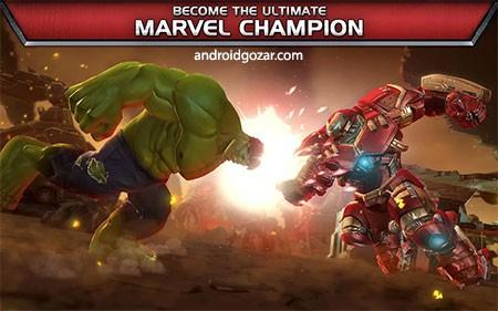 دانلود MARVEL Contest of Champions 32.0.0 – بازی قهرمانان مارول اندروید + مود