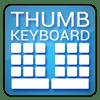 Thumb Keyboard 4.6.4.00.152 دانلود نرم افزار صفحه کلید پیشرفته