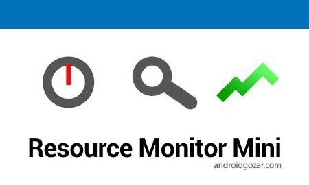Resource Monitor Mini Pro 1.0.13.1 دانلود نرم افزار نظارت بر منابع سیستم