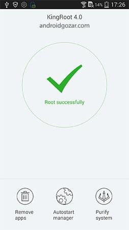 KingRoot 5.4.0 دانلود نرم افزار کینگ روت اندروید + نسخه ویندوز