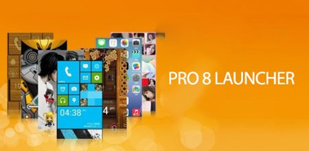 LAUNCHER 8 PRO 2.7.0 دانلود لانچر ویندوز فون 8 اندروید
