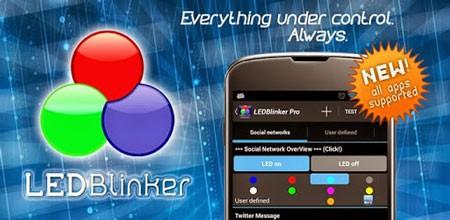LED Blinker Notifications 6.6.7 مدیریت اطلاع رسانی LED اندروید
