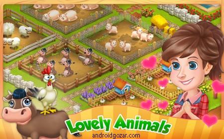 Let's Farm 7.2 دانلود بازی موبایل مزرعه داری