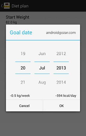 دانلود Libra Pro – Weight Manager 3.3.37 برنامه محاسبه وزن اندروید