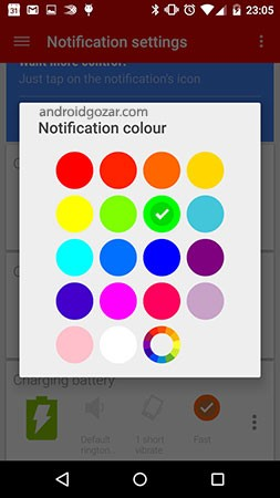 Light Flow Pro 3.75.04 مدیریت رنگ های LED اطلاع رسانی اندروید