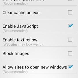 Lightning Web Browser + 4.5.0 دانلود مرورگر رعد و برق اندروید
