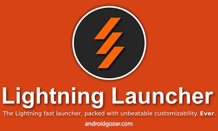 Lightning Launcher 14.3 Final دانلود لانچر سبک و زیبا اندروید