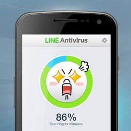 LINE Antivirus 1.1.15 دانلود نرم افزار آنتی ویروس لاین اندروید