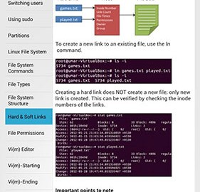 Linux Reference Pro 1.2.0 دانلود نرم افزار مرجع لینوکس