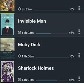 Listen Audiobook Player 4.5.7 دانلود پخش کننده کتاب صوتی اندروید