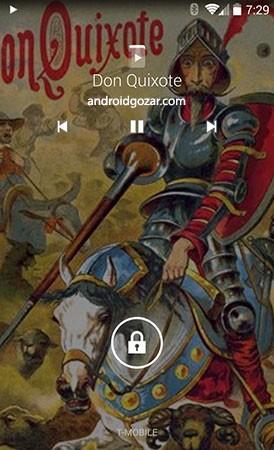 دانلود Listen Audiobook Player 4.6.5 برنامه پخش کتاب صوتی اندروید