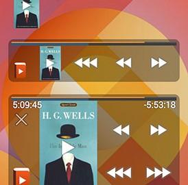 Listen Audiobook Player 4.5.13 دانلود نرم افزار پخش کتاب صوتی اندروید