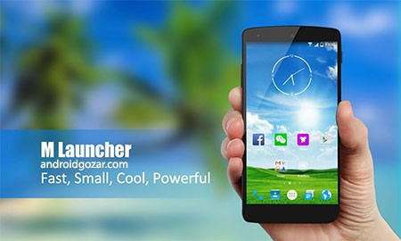 M Launcher Prime – Android M Launcher 2.0 دانلود لانچر اندروید 6
