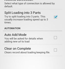 Loader Droid PRO download manager 1.0.1 Patched نرم افزار مدیریت دانلود