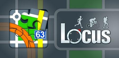 Locus Map Pro 3.24.3 دانلود مسیریاب آفلاین و آنلاین اندروید