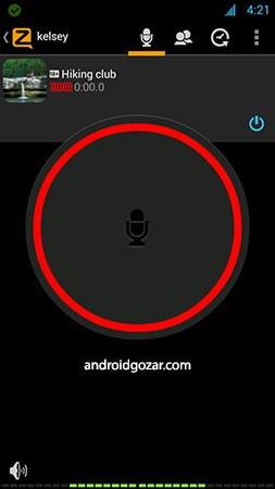 دانلود Zello PTT Walkie Talkie 5.102.4 برنامه تبدیل موبایل به بی سیم