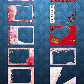 دانلود Love Photo Frames 1.3.2 برنامه قاب عکس عاشقانه اندروید