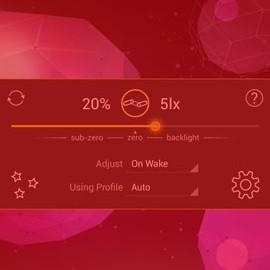 Lux Auto Brightness 1.0-2016-05-01 تنظیم خودکار روشنایی صفحه نمایش