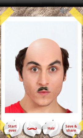 Make Me Bald 2.5 دانلود نرم افزار طاس کردن سر