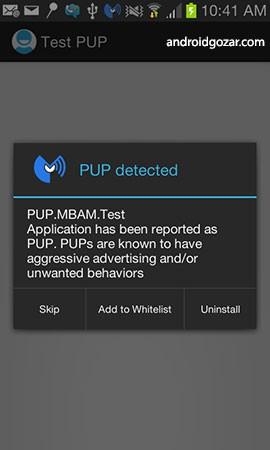 Malwarebytes Anti-Malware Premium 3.6.0.4 دانلود آنتی تروجان اندروید