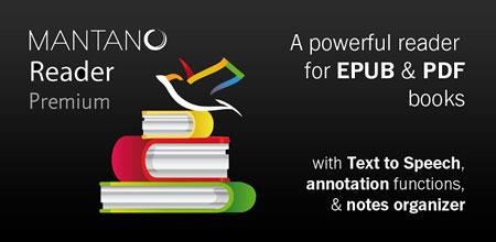 Mantano Ebook Reader Premium 2.5.6 Patched دانلود نرم افزار کتاب خوان