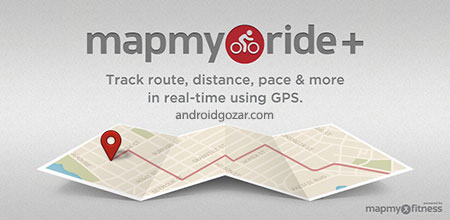 Map My Ride+ GPS Cycling 17.2.0 دوچرخه سواری GPS اندروید