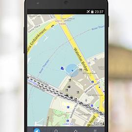 MAPS.ME – GPS Navigation & Map PRO 9.2.1 دانلود نقشه آفلاین جهان