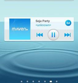 MAVEN Music Player (Pro) 2.48.39 دانلود موزیک پلیر سه بعدی