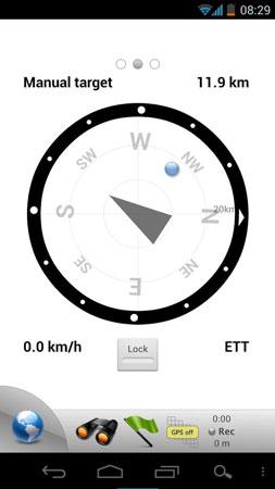Maverick Pro 2.7.4 Patched دانلود نرم افزار نقشه و GPS آفلاین