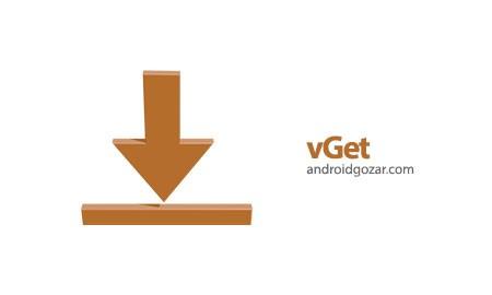 vGet Full (Stream, Download, DLNA) 0.5.4 نرم افزار دانلود ویدئو از سایت ها