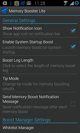 Memory Booster (Full Version) 7.0.9 تقویت رم و حافظه اندروید
