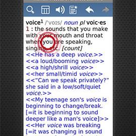 Merriam-Webster's Advanced 3.4.213.26260 دانلود دیکشنری انگلیسی