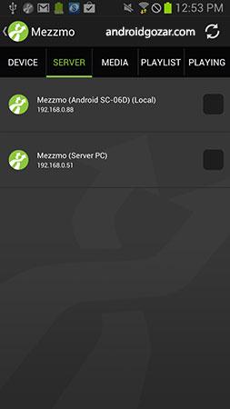 Mezzmo Full 2.0.21 دانلود نرم افزار پخش رسانه در تلویزیون، کروم کست و DLNA