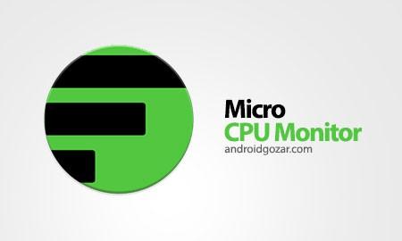 Micro CPU Monitor PRO 3.1.1 نرم افزار مانیتور پردازنده