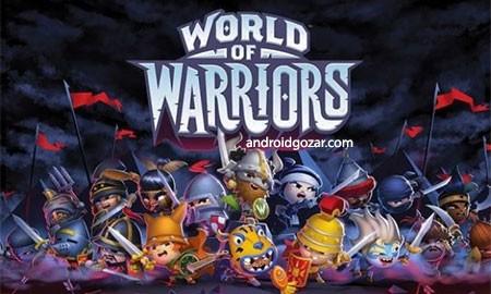 World of Warriors 1.13.1 دانلود بازی دنیای جنگجویان+مود+دیتا