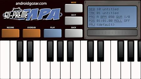 Supreme MPA 1.3.20 دانلود نرم افزار ساخت موسیقی هیپ هاپ