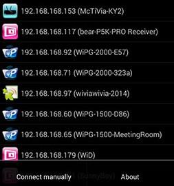 MirrorOp Sender FULL 1.1.8.5 Unlocked مشاهده صفحه اندروید در دستگاه دیگر