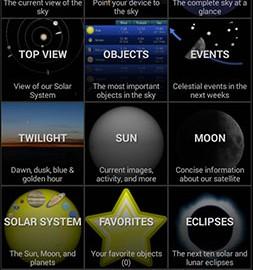 دانلود Mobile Observatory 3 Pro – Astronomy 3.3.5d – برنامه نجوم اندروید