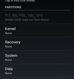 Mobile ODIN Pro 4.20 دانلود نرم افزار فلش زدن رام در گوشی