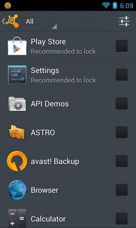 دانلود Avast Mobile Security Pro 6.38.2 آنتی ویروس آواست اندروید