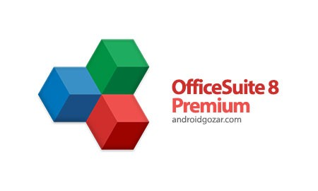 OfficeSuite + PDF Editor Premium 9.2.10654 دانلود آفیس سوئیت اندروید