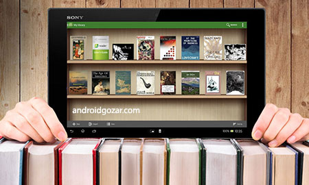 Universal Book Reader Premium 3.0.638 دانلود کتابخوان اندروید