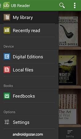 دانلود Media365 Book Reader Premium 5.0.2203 برنامه کتابخوان اندروید