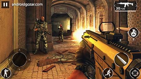 دانلود Modern Combat 5 4.2.0i – بازی مدرن کمبت 5 اندروید + مود